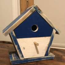 Convertible Nesting Box